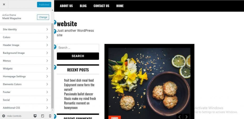 hitmagfeatureWordPress Magazine theme