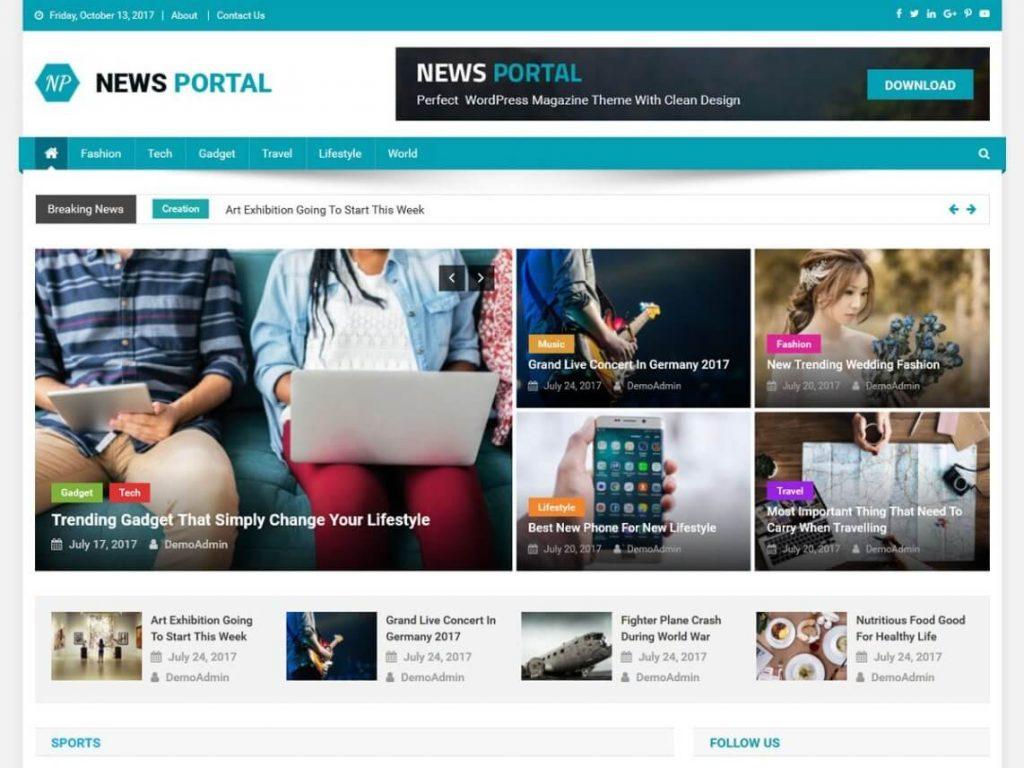 newsportal