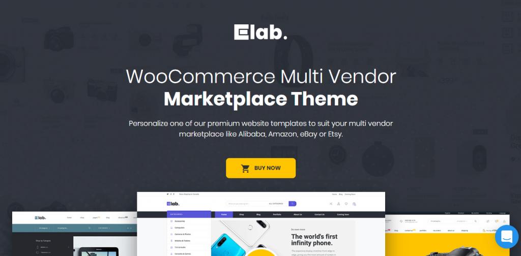 elab  best WordPress themes for eCommerce.