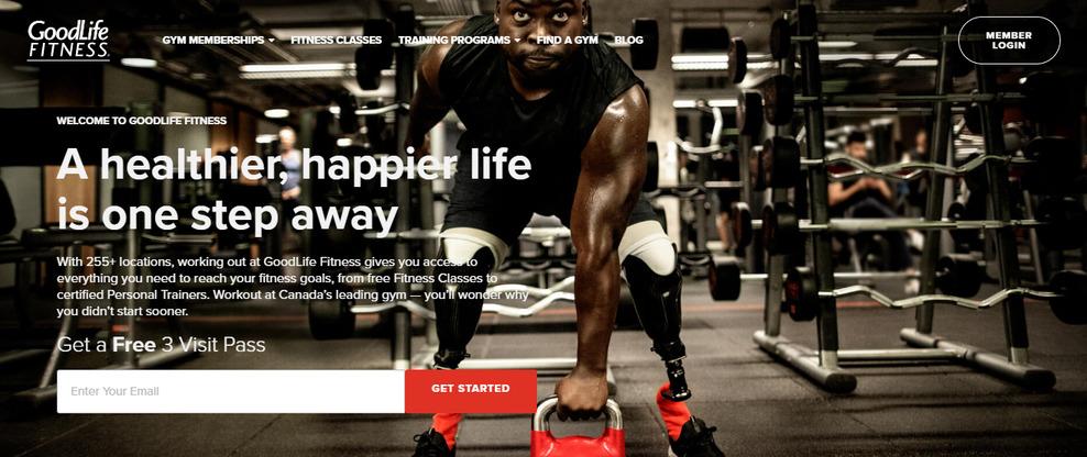 goodlife best WordPress Sports Themes