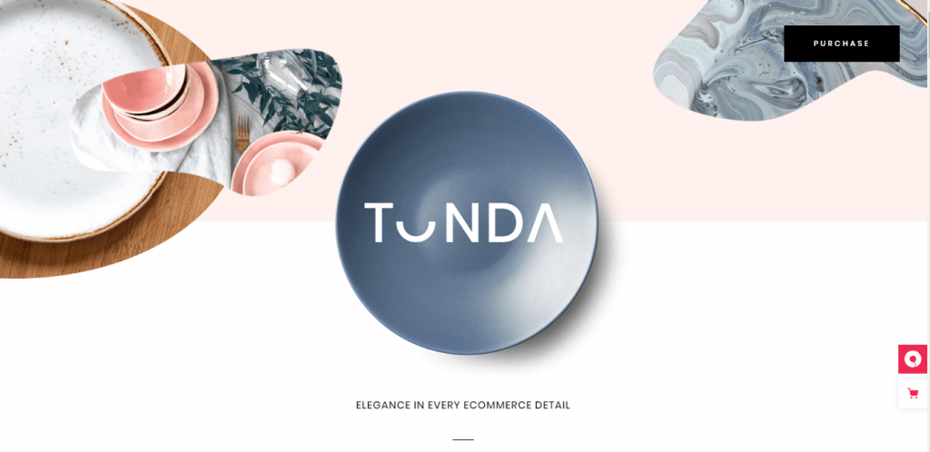 best WordPress themes for eCommerce tonda