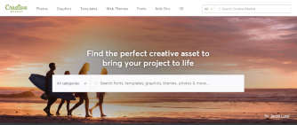 creative marketplace marketplaces to sell WordPress themes and plugins