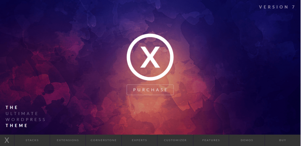 x multipurpose WordPress themes
