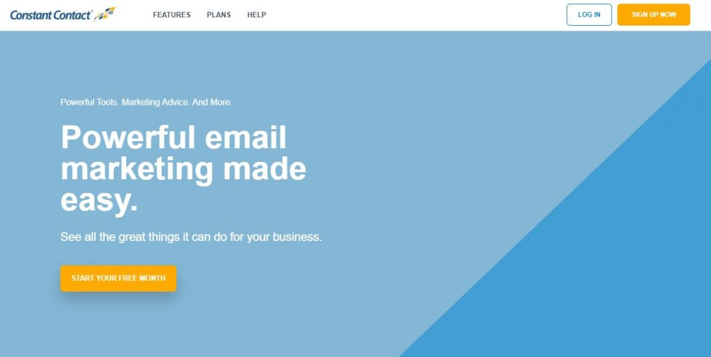 Constant Contact WordPress plugins for business