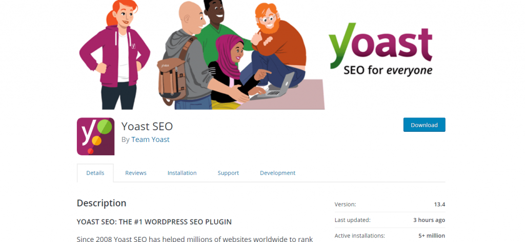 yoast seo best WordPress plugin